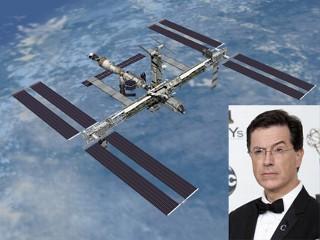 Colbert in Space